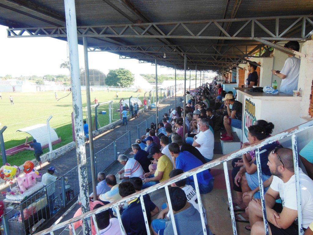José Bonifácio EC x VOCEM - Estádio Municipal Antonio Pereira Braga