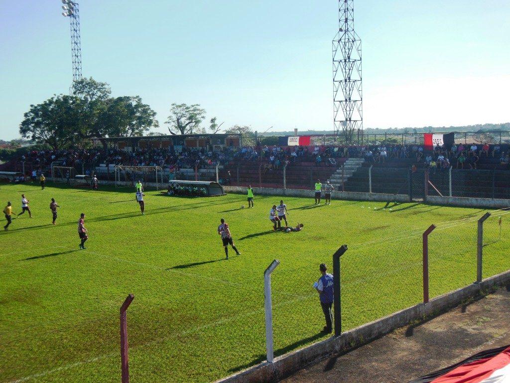 Estádio Antonio Pereira Braga - José Bonifácio EC
