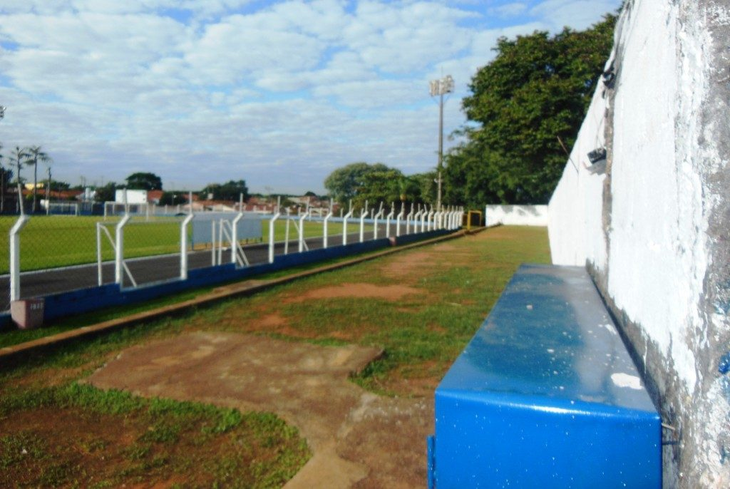 Estádio Joaquim Justo - Américo Brasiliense