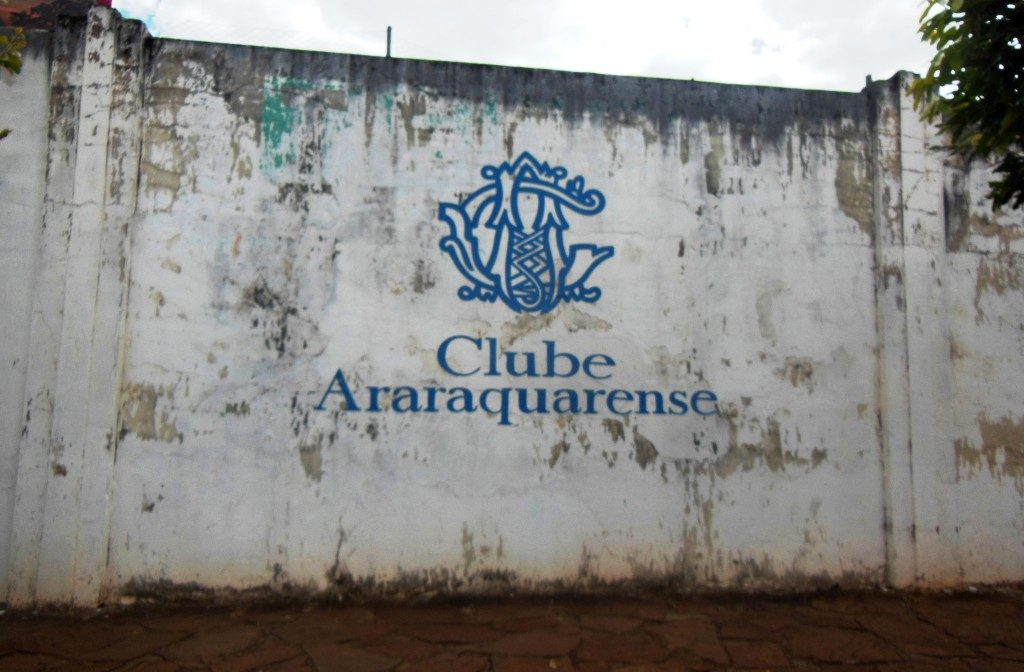 Estádio Municipal Araraquara - Clube Araraquarense