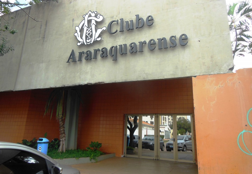 Estádio Municipal - Clube Araraquarense