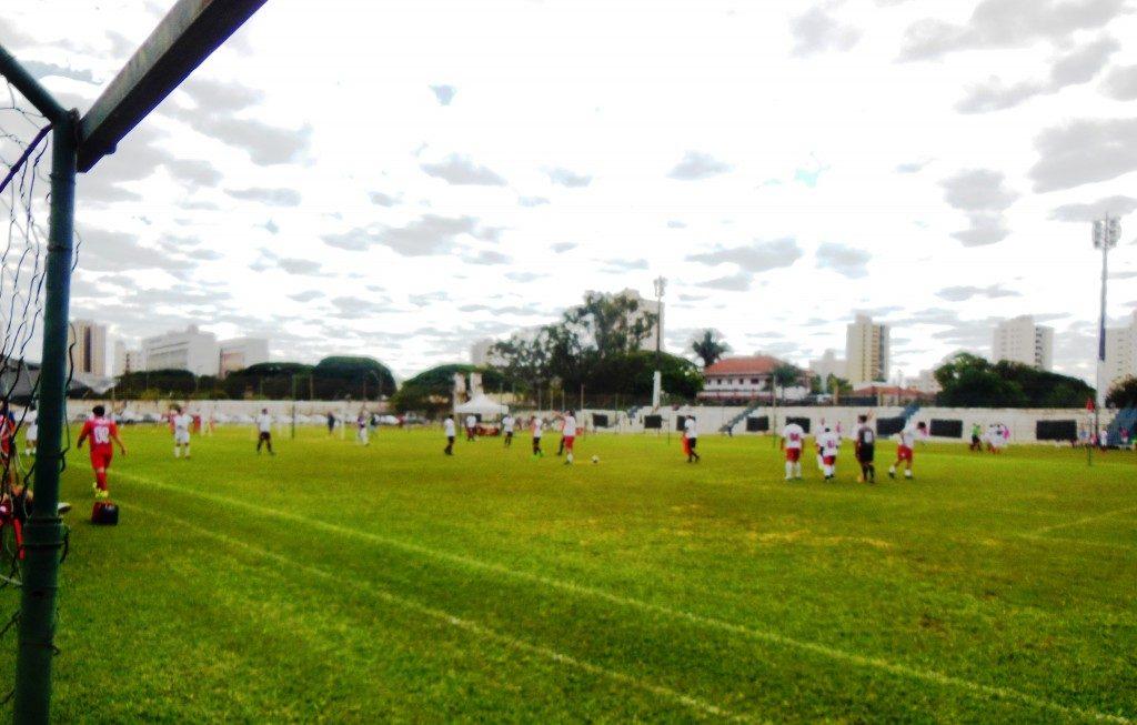 """Estádio Municipal Araraquara """"Tenente Siqueira Campos"""""""