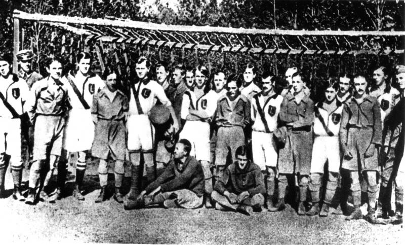 Legia Varsóvia 1916