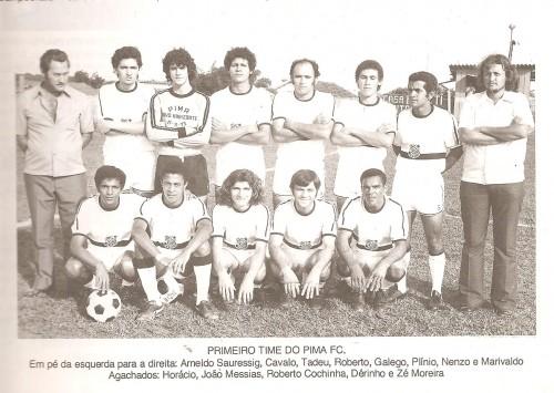 Primeiro time do PIMA