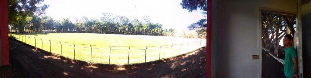 Estádio do CA Botafogo de Barra Bonita