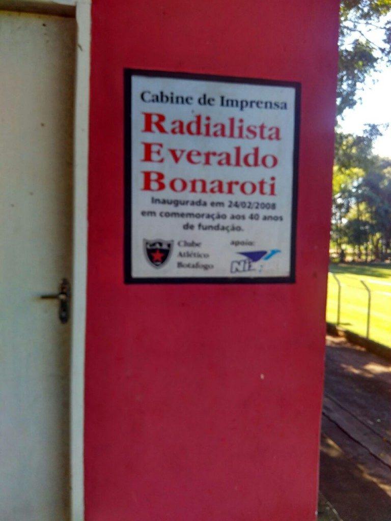 Estádio do Botafogo de Barra Bonita