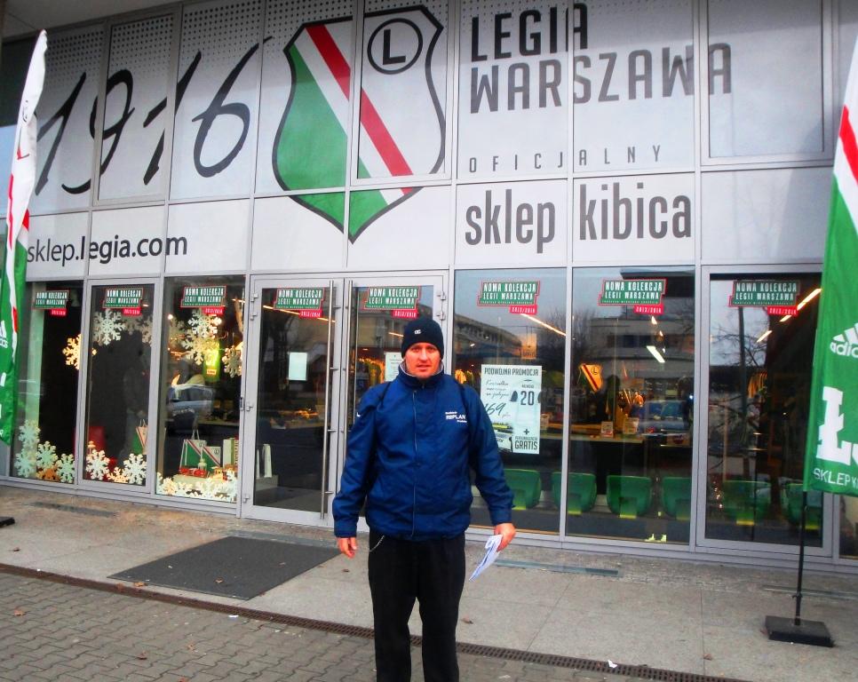 Estádio do exército polones