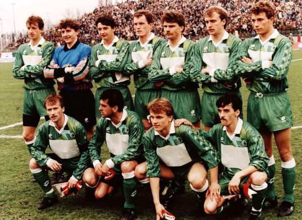 Legia Warzsawa 1993