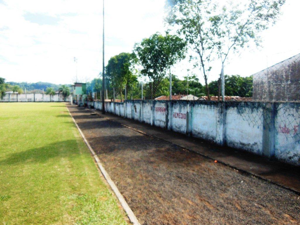 Estádio Tonico Varela - Vila Mariana - Ribeirão Bonito