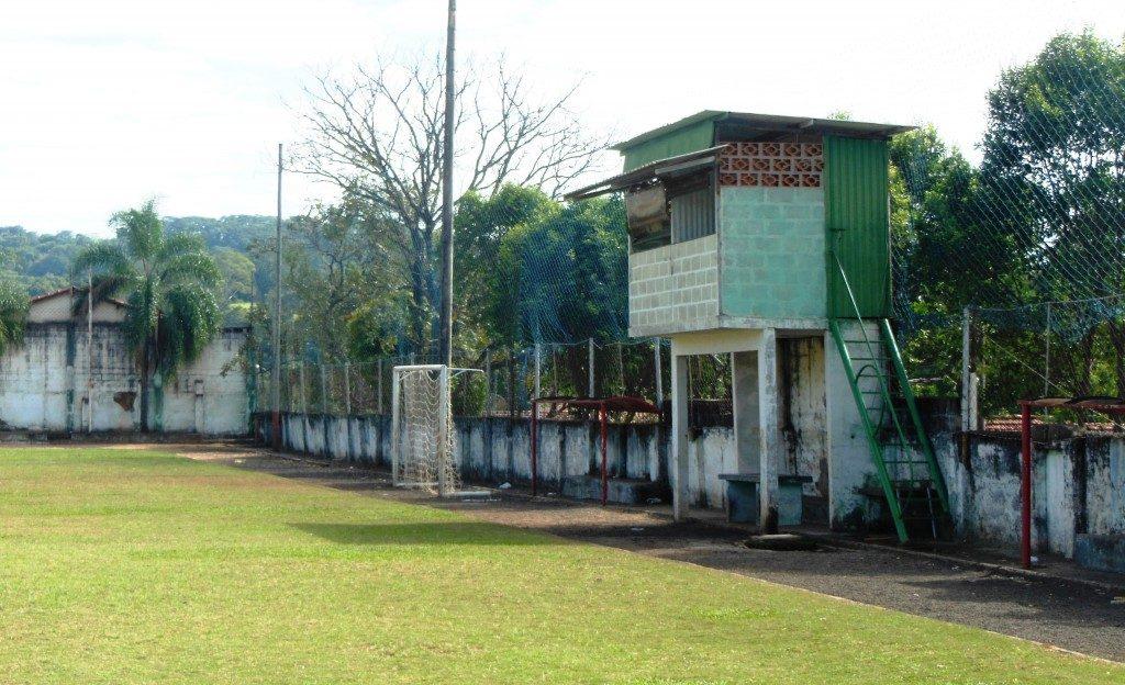 Estádio Tonico Varela - Estádio Vila Mariana - Ribeirão Bonito