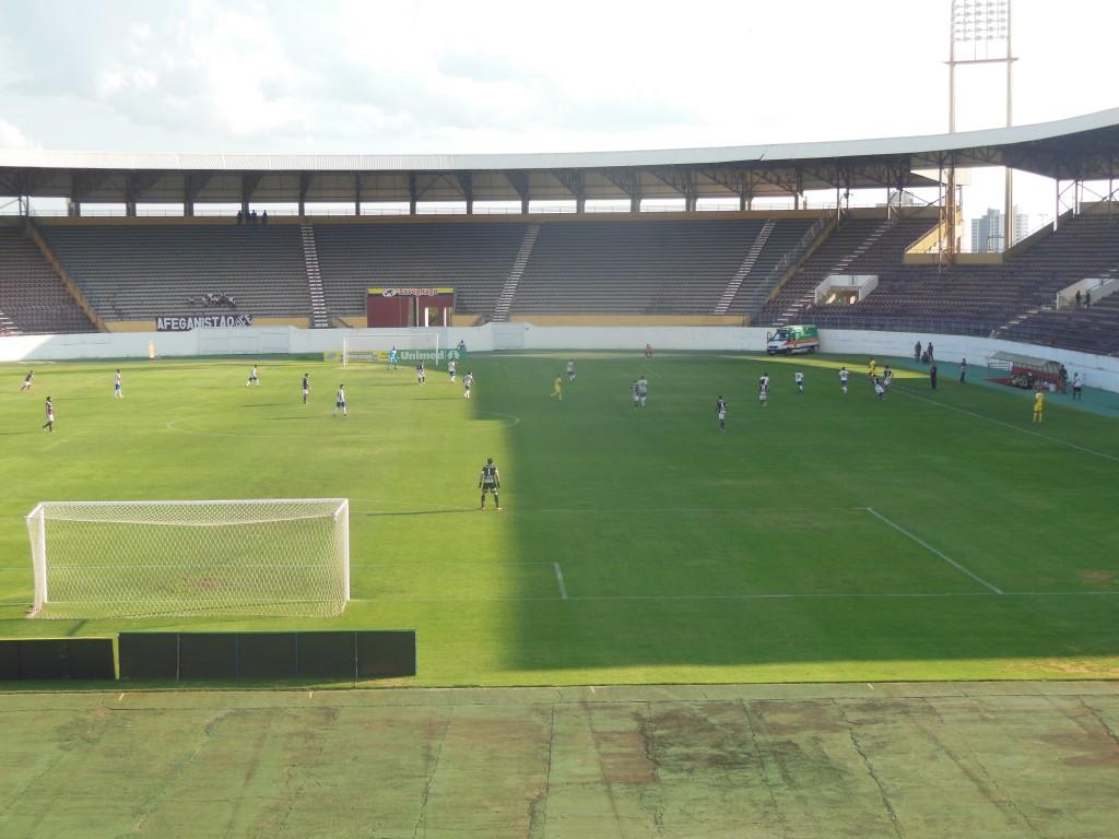 Estádio da Fonte Luminosa - Ferroviária