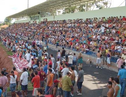 Estádio Municipal Araraquara