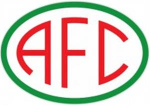 distintivo do amerciano fc
