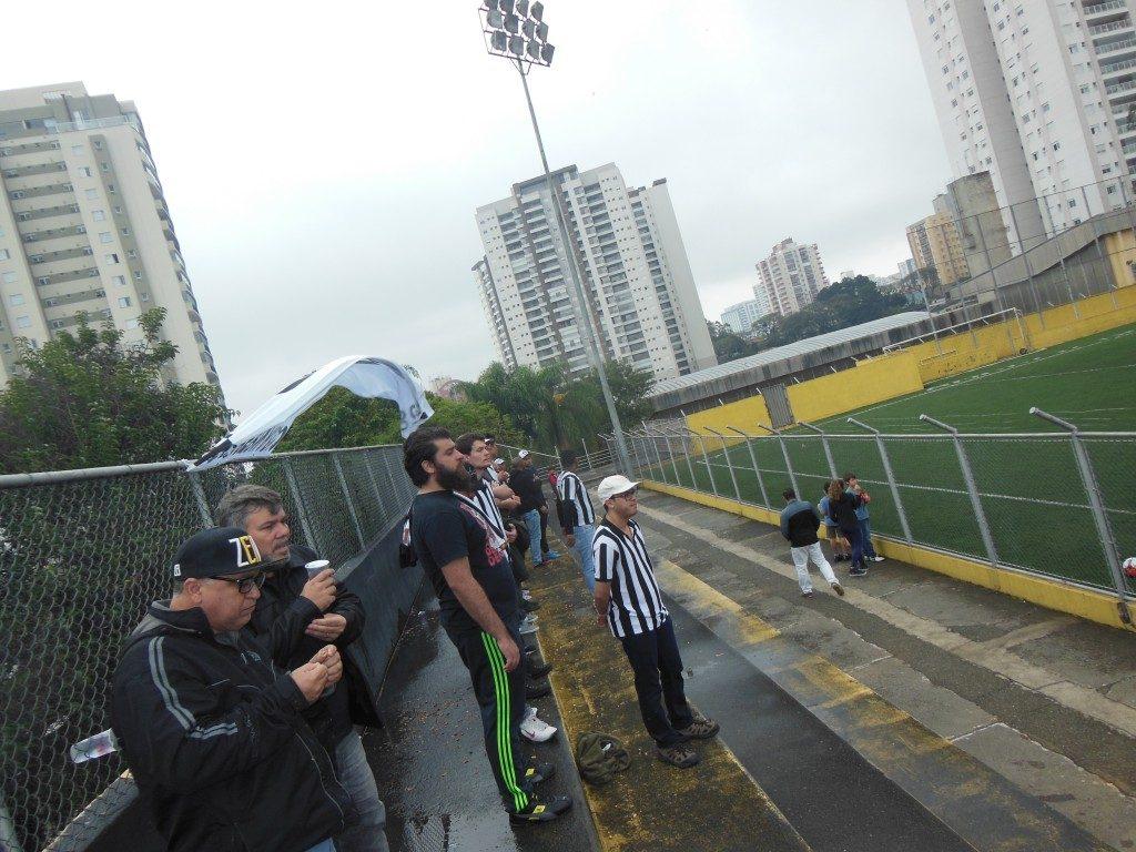 EC São Bernardo x Francana - série B 2017