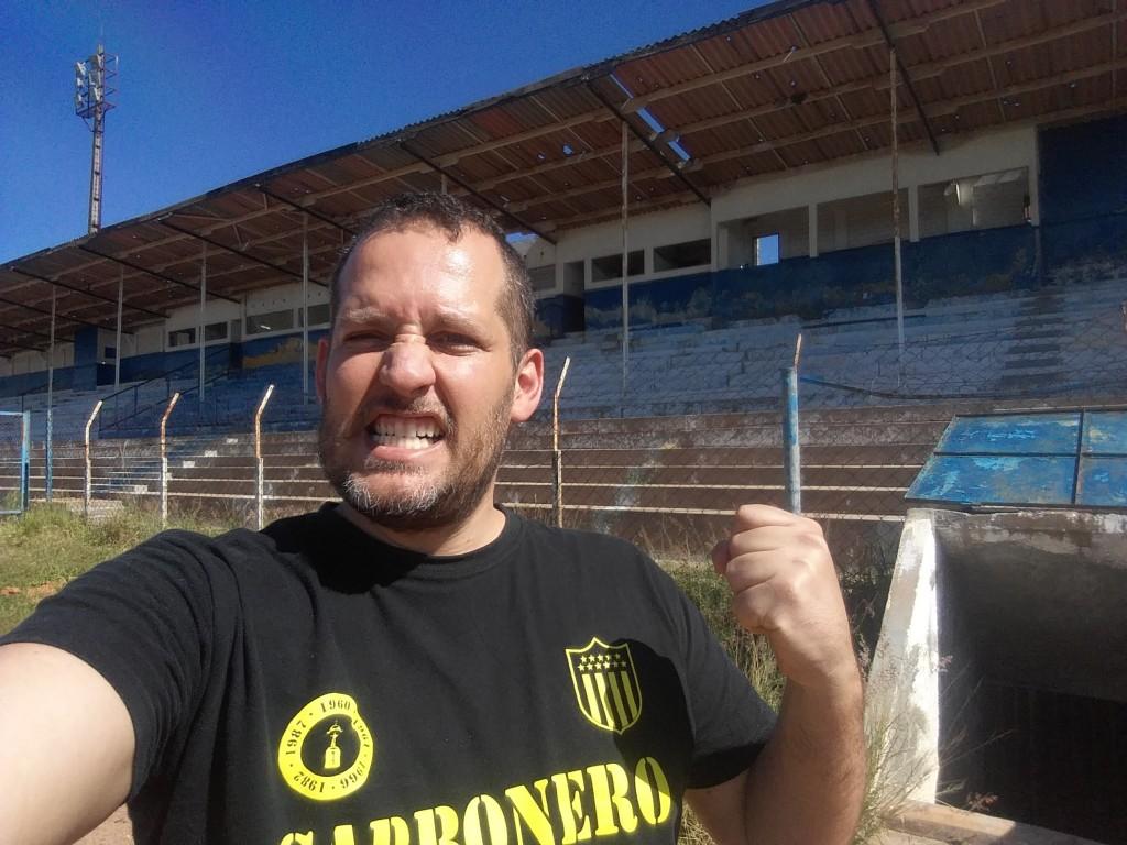 Estádio Municipal Frederico Platzeck - Garça