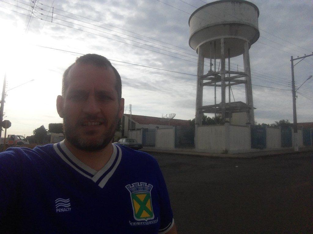 Estádio Municipal Eugenio Filho - Rinópolis