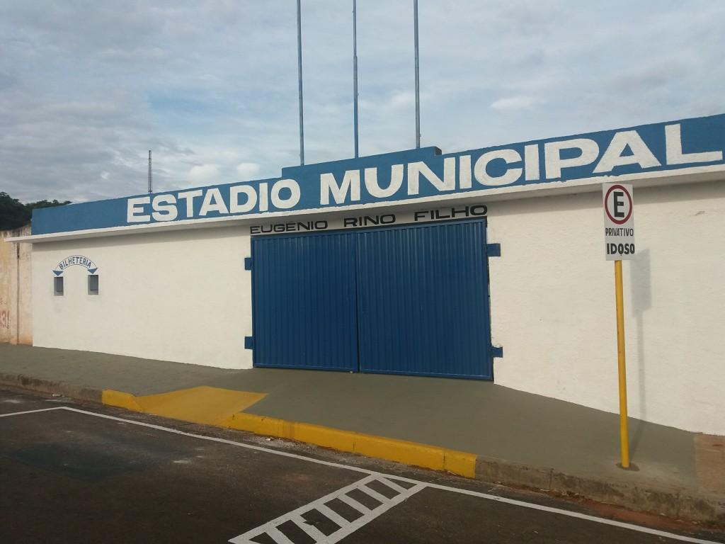 Estádio Municipal Eugenio Rino Filho
