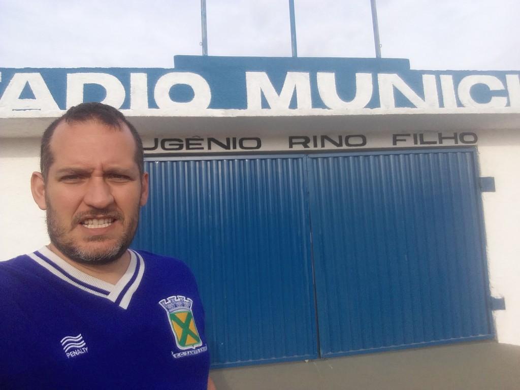 Estádio Eugenio Rino Filho - Rinópolis