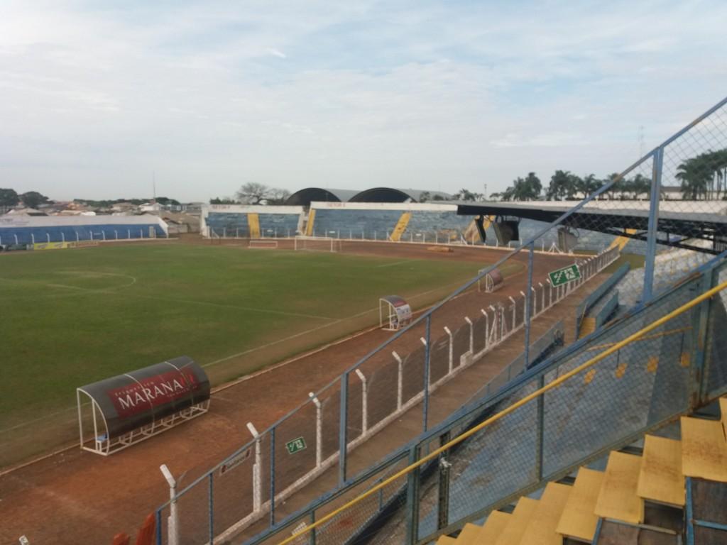 Estádio Municipal Breno Ribeiro do Val - Osvaldo Cruz FC