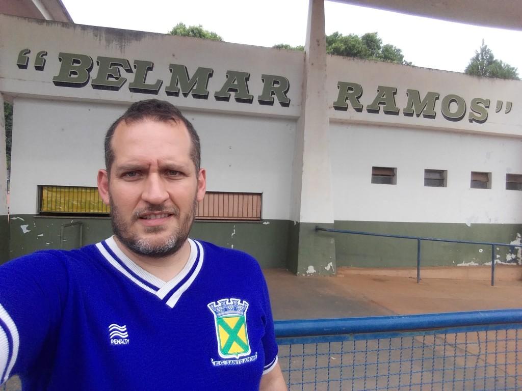 Estádio Municipal Belmar Ramos - Tupi Paulista