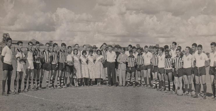 Adamantina FC 1955