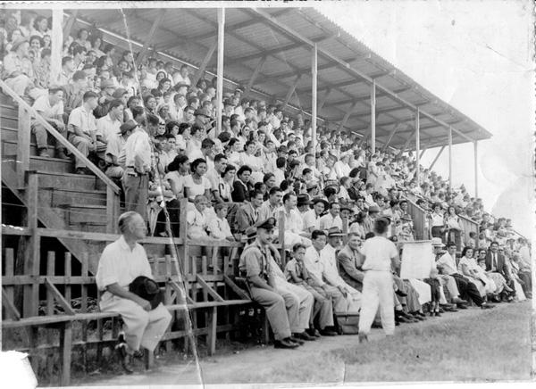 Arquibancada Lucelia FC