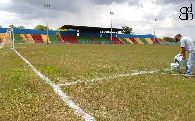 Estádio Centro Olímpico Paulo Tahara