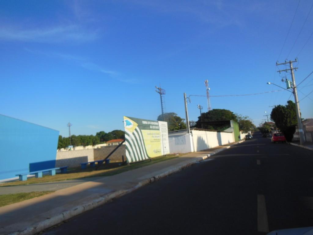 Estádio Municipal Orides Nunes da Silva - Quintana