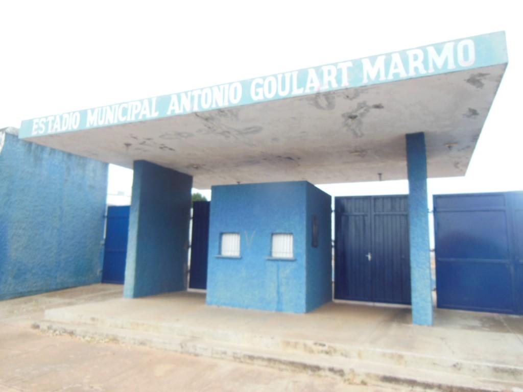 Estádio Municipal Antônio Goulart Marmo - Adamantina