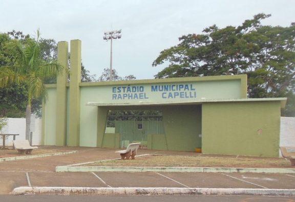 Estádio Municipal Raphael Capelli