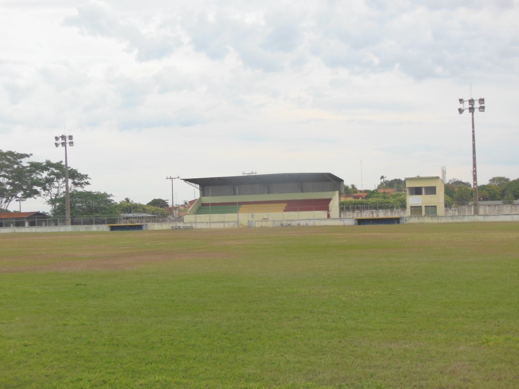 Estádio Municipal Írio Spinardi - Dracena