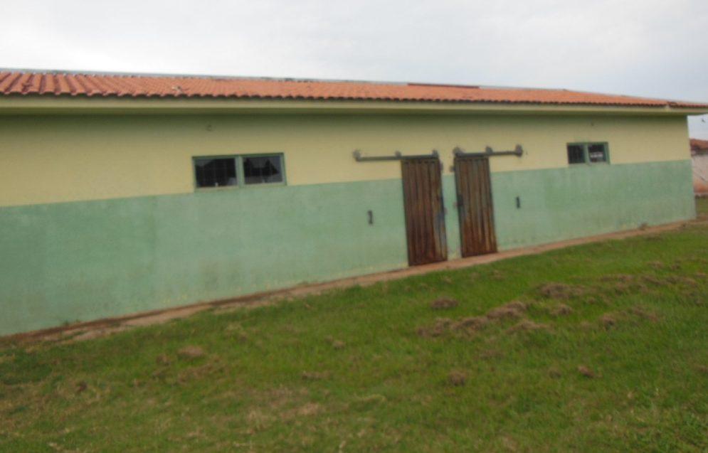 Estádio Municipal Manoel dos Santos Esgalhia (Castelão) – Monte Castelo