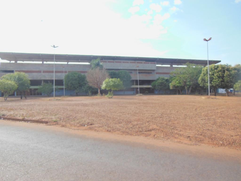 Estádio Benedito Soares Mota - Três Lagoas -MS