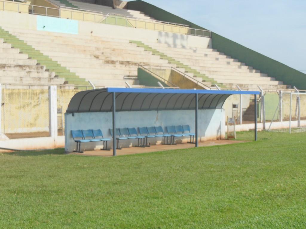 Estádio Benedito Soares Mota - Madrugadão - Três Lagoas -MS