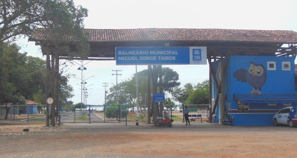 Balneário Municipal - Três Lagoas