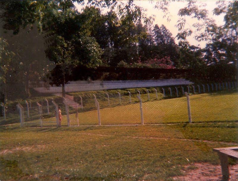 Estádio da Usina Paredão - Oriente-SP