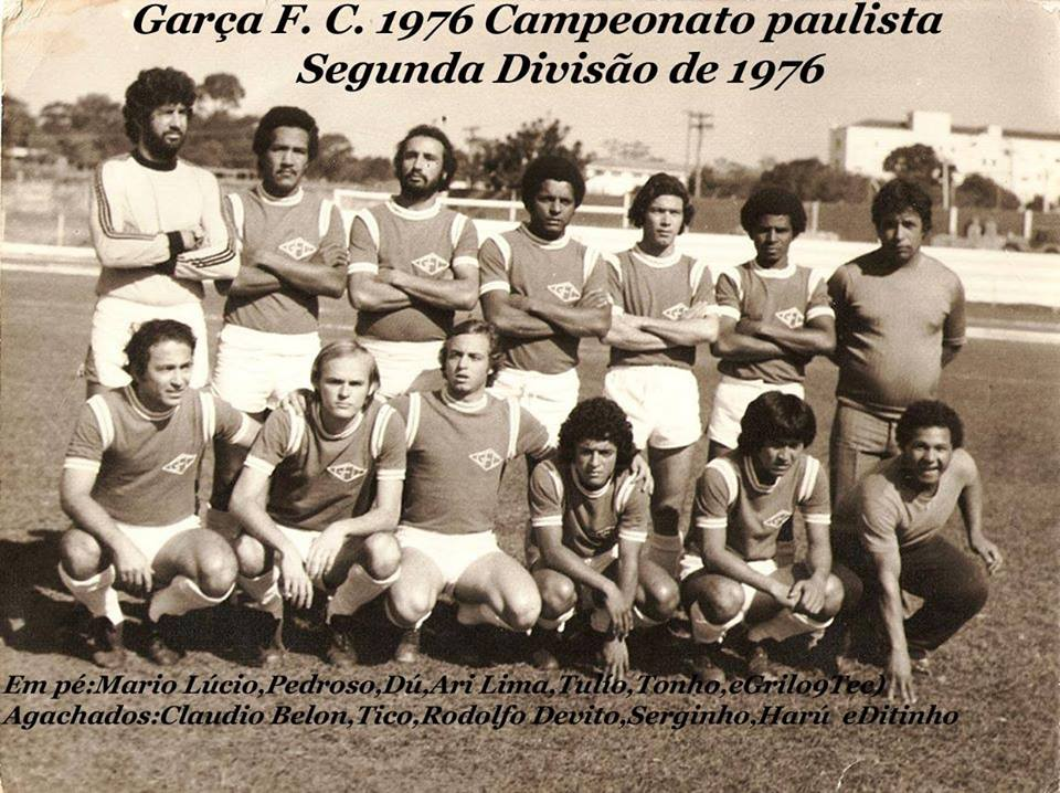 Garça FC 1976
