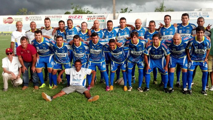 Lucelia campeao copa amnap 2013