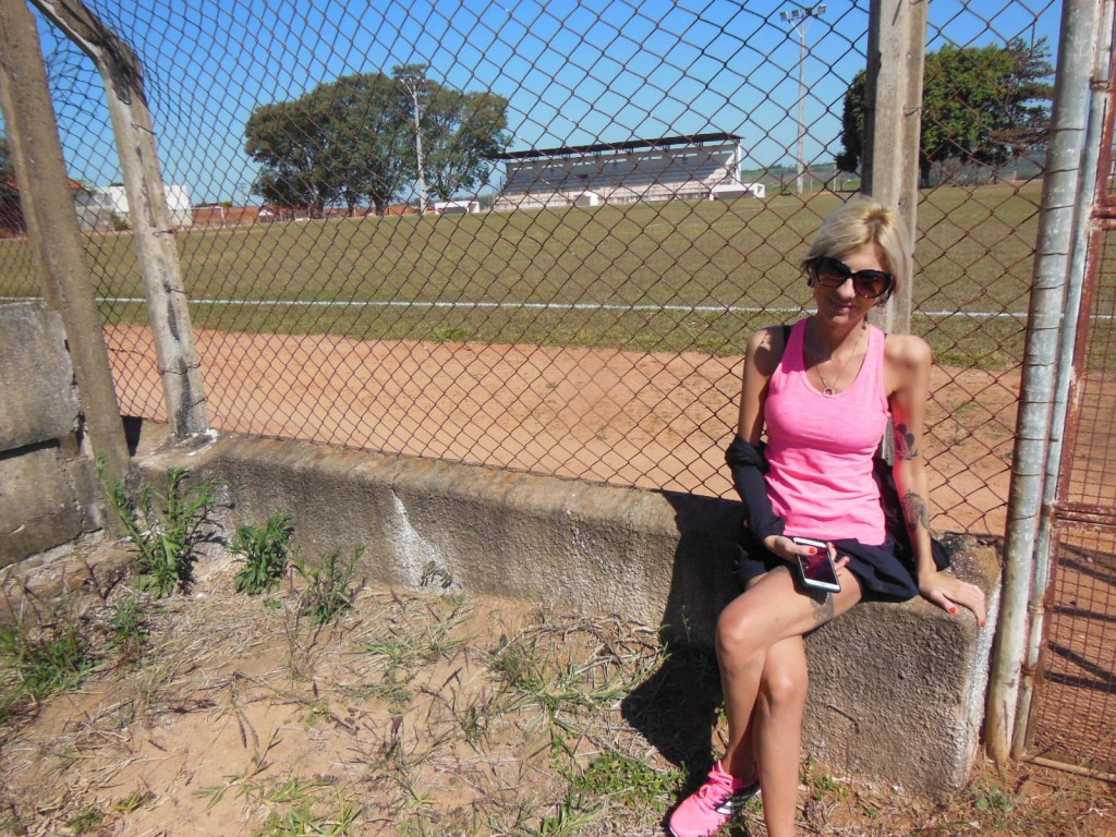 Estádio Mansur Nora - Galia