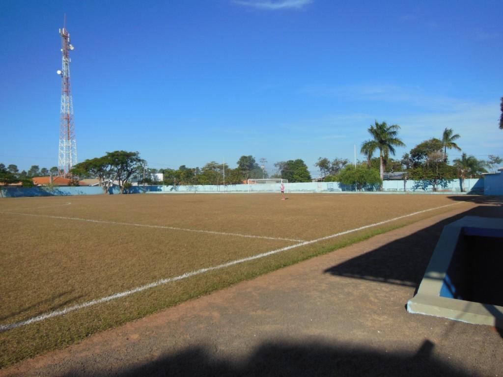 Estádio Municipal Max Wirth - Oriente