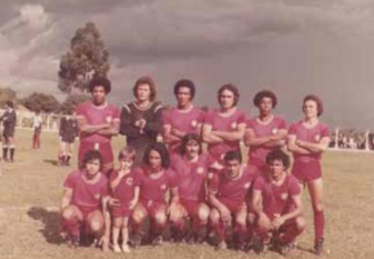 Guarani de Adamantina campeão de 1974