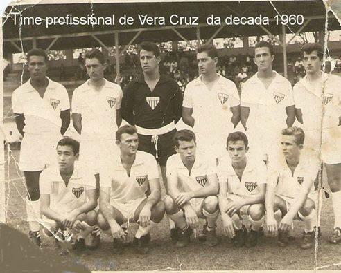Vera Cruz FC 1966