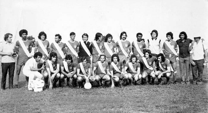 AE Osvaldo Cruz 1973