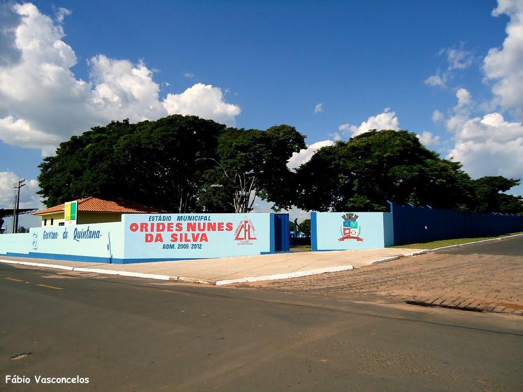 Estádio Municipal Orides Nunes da Silva
