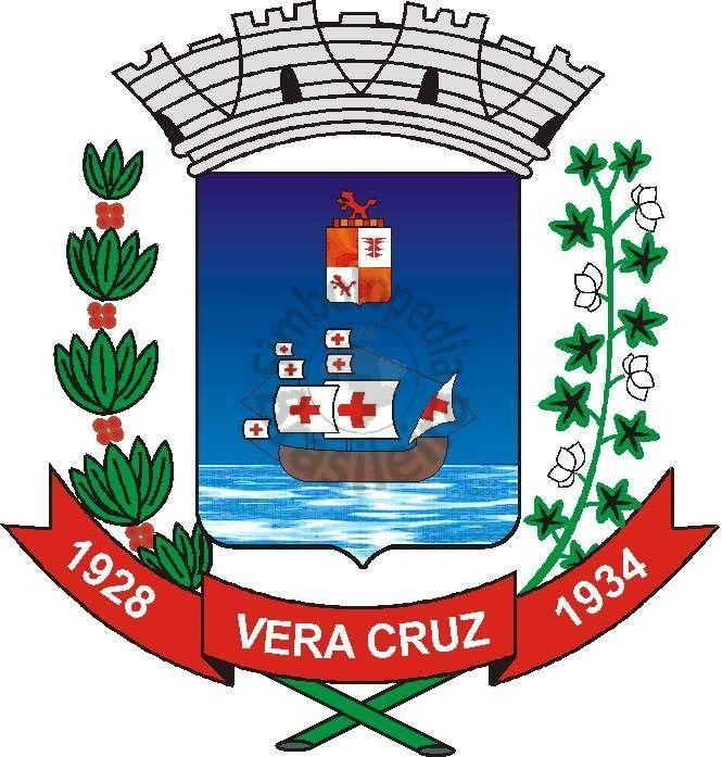 brasão de Vera Cruz - SP
