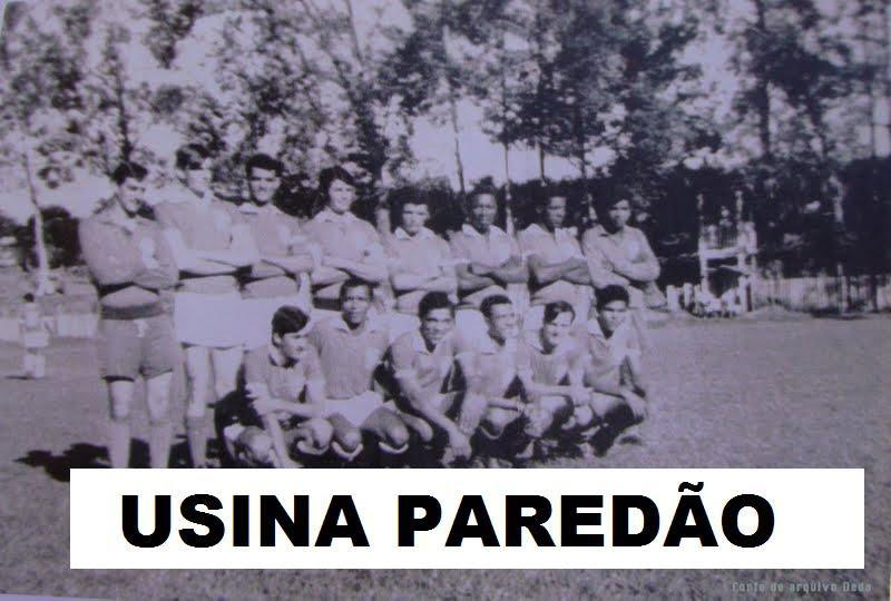 time do usina paredao fc