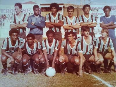 Mirandópolis EC 1981