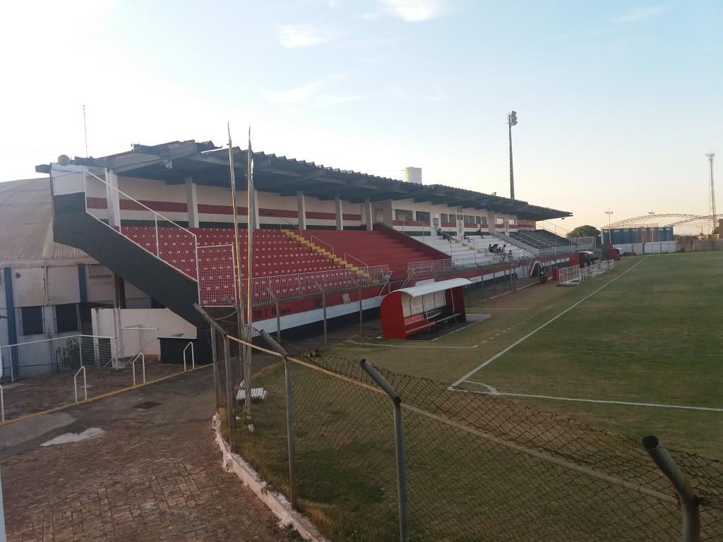 Estádio Municipal Alonso Carvalho Braga - Tupã