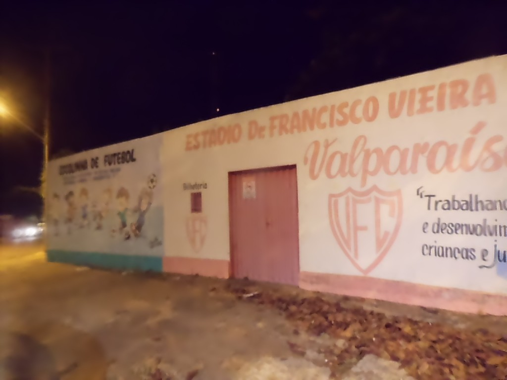 Estádio Municipal Dr. Francisco Vieira Leite - Valparaíso