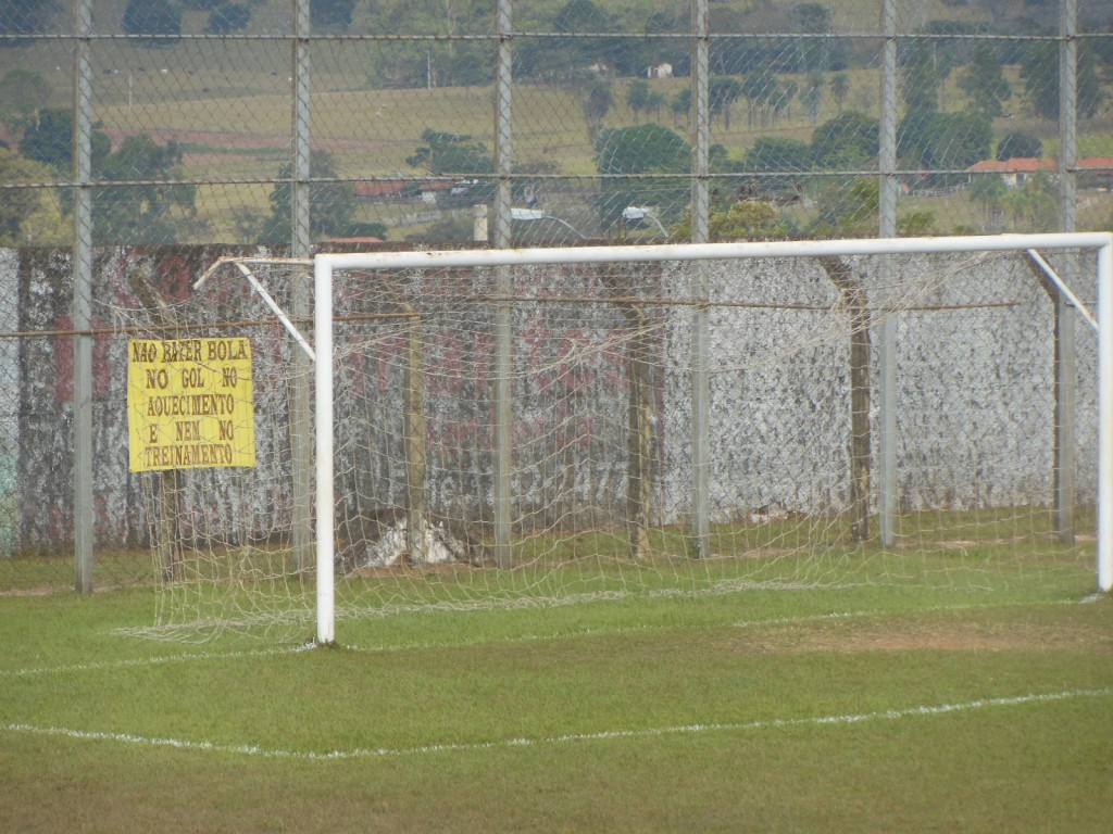 Estádio Municipal Teófilo Cordovil - Duartina